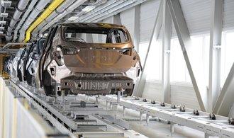 V Česku klesá produkce aut, v Nošovicích spadla výroba o více než desetinu