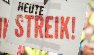 Železničáři si po stávce vybojovali u Deutsche Bahn zvýšení platů