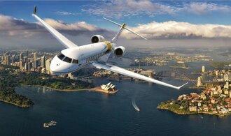 Bombardier vsadil vše na soukromé tryskáče. Může v čase koronaviru uspět?