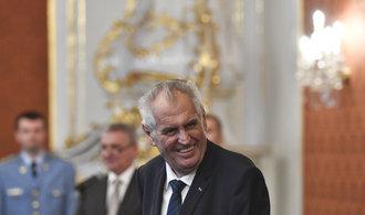 Glosa Jany Havligerové: Zeman zvyky nemění