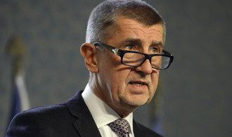 Krajský úřad opět řeší údajný střet zájmů premiéra. Babiš se proti rozhodnutí Černošic odvolal