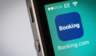 Booking.com musí zaplatit osmimilionovou pokutu za zakázané dohody s ubytovateli, potvrdil ÚOHS