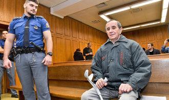 Soud poslal Baldu na čtyři roky do vězení za terorismus. Nařídil mu i psychiatrickou léčbu