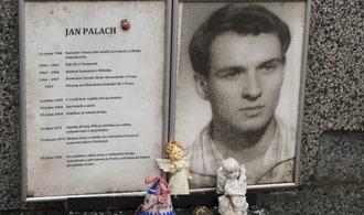 Palach byl přemýšlivý kluk i bojovník zároveň, říká historik Jakub Jareš
