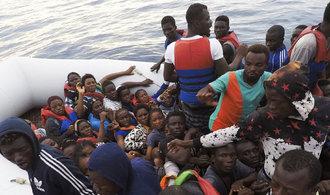 Migrace z Afriky může v budoucnu udeřit daleko větší silou, tvrdí analytik Kechlibar