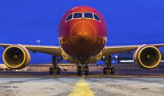 Vlastník British Airways ztratil zájem o aerolinky Norwegian, spustil akciový výprodej