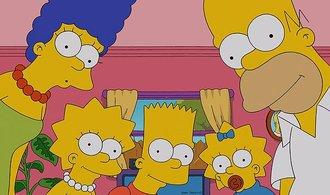 OBRAZEM: Simpsonovým je 33 let. Pořadem prošlo mnoho slavných. Výročí slaví seriál originální znělkou