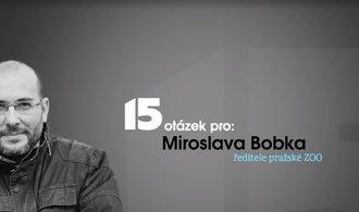 15 otázek pro. Nový videoseriál ze zákulisí úspěšných otevírá ředitel pražské zoo
