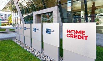 Home Credit dramaticky zvýšil zisk. Pomohla zejména Čína