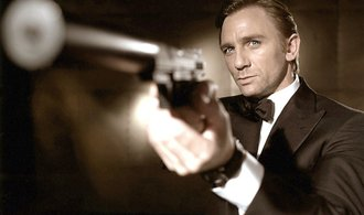 James Bond enlists in the service of His Highness Jeff Bezos