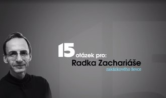 15 otázek pro: Elegance a extravagance se nevylučují, říká švec Radek Zachariáš