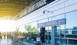 Letiště Praha těží z růstu letecké dopravy. Loni utržilo nejvíce v historii