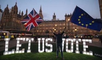 Evropská unie by i po brexitu bez dohody nejspíš trvala na jejích klíčových bodech