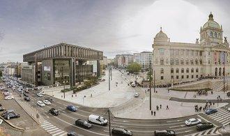 Místo hradeb magistrála. Podívejte se, jak se měnilo okolí Národního muzea v Praze