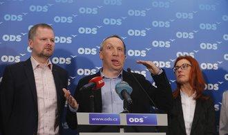 Poslankyně ODS, která se postavila za Klause ml., chce odejít z klubu