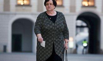 Ministryně Benešová se zastala Babiše, ve fungování svěřenských fondů nevidí problém