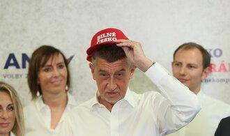 Hnutí ANO přispěl na eurovolby jediný dárce