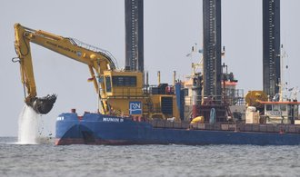 Senátní výbor USA odhlasoval sankce za stavbu plynovodu Nord Stream 2