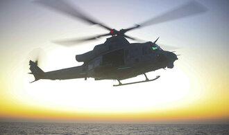 Italové žádají zastavení armádního nákupu vrtulníků z USA
