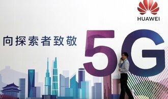 Navzdory americkým zákazům. Huawei zvýšila tržby skoro o pětinu