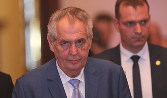 Glosa Jany Havligerové: Zemanův zájem