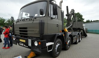 Tatra dodá armádě nová vozidla. Prohlédněte si vozy z tendru za stovky milionů