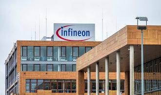 Německý Infineon koupí americkou Cypress Semiconductor, za devět miliard eur
