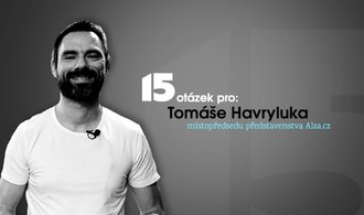 Nejlepší investice jsou do zdraví a vzdělání, říká Tomáš Havryluk z představenstva Alzy