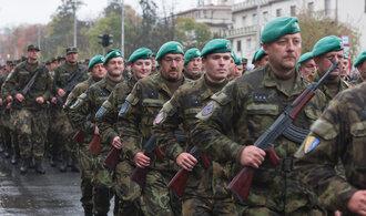 Armáda má problém s náborem nováčků, vojenské univerzity se potýkají s nezájmem