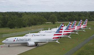 American Airlines slibům Boeingu nevěří, návrat problémových MAXů do vzduchu ještě oddálí