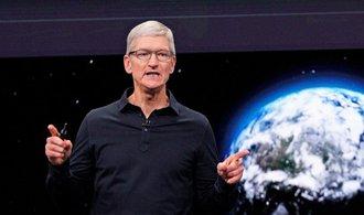 Šéf Applu Cook: Technologické firmy musí převzít zodpovědnost za chaos, který vytvářejí