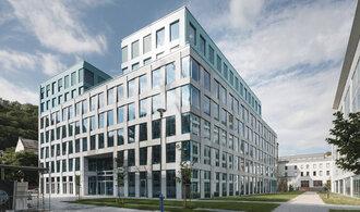 Skanska prodává v Praze svou nejnovější kancelářskou budovu