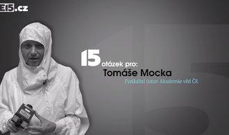Pomocí fyziky a matematiky můžeme předvídat, co se stane, říká vedoucí centra HiLASE Tomáš Mocek