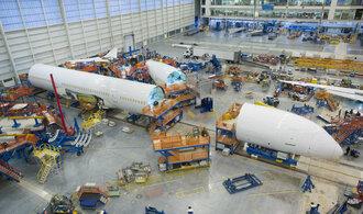 Boeing do letadel montoval díly, které selhaly při kontrole kvality, tvrdí whistleblower