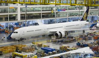 Výrobci letadel v obavách. Čelí poklesu poptávky po širokotrupých letadlech