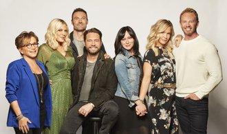 30 let Beverly Hills 90210. Co dnes dělají hvězdy? Steve vydělává jako řečník, Andrea jako odborářka