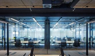 OBRAZEM: Coworkingová centra nabízí inspirativní prostředí s kvalitním designem