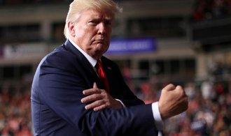 Trump nechce obchodovat s Huawei. Jde o ohrožení národní bezpečnosti, tvrdí