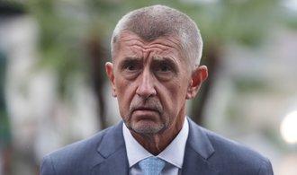 Premiér Babiš: Věřím, že státní žalobce moje stíhání zastaví