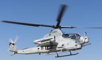 Vrtulníky pro českou armádu: zakázky získaly Aero Vodochody, Ray Service i VR Group