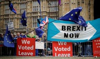Komentář Jana Žižky: Britský skok na tenký led