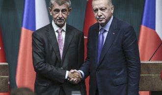 Babiš: Česko má od Turecka nabídku převzít aktiva Adularye