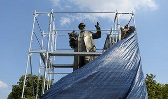 Na místě Koněvovy sochy by mohl stát pomník generála Kutlvašra, říká místostarosta Prahy 6