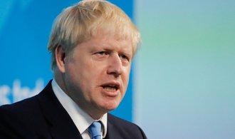 Johnson: Británie udělala v jednáních s EU obrovský pokrok