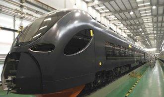Leo Express představil své nové vlaky, do akce mají jít příští rok