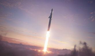 Musk versus astronomové. Vědcům vadí záplava satelitů SpaceX na orbitu