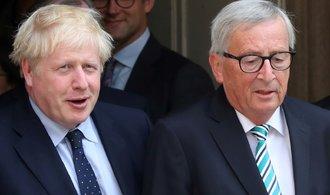 Brexitový průlom: Juncker s Johnsonem se dohodli na rozvodové smlouvě