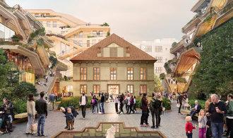 Palác Savarin se otevře za dva roky. Nabídne terasy, tržnici a nový veřejný prostor