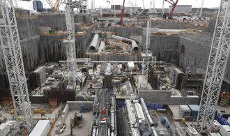 Hinkley Point C bude dražší a později. Podívejte se na stavbu obří britské jaderné elektrárny