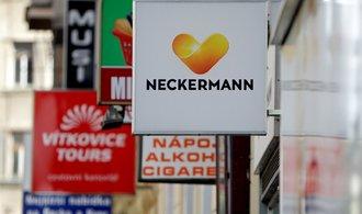 CK Neckermann zavírá. Po krachu britské matky nenašla investora